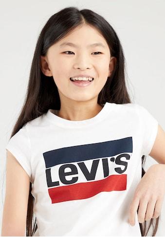 Levi's Kidswear T-Shirt »Teenager Sportswear Logo Tee« kaufen