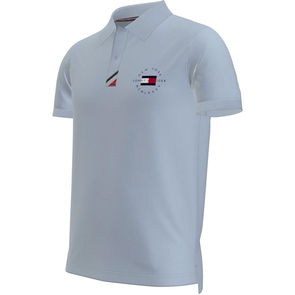 TOMMY HILFIGER Poloshirt »GS PLACKET SLIM POLO«