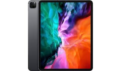 Apple Tablet »iPad Pro 12.9 (2020) - 512 GB WiFi«, Kompatibel mit Apple Pencil 2 kaufen