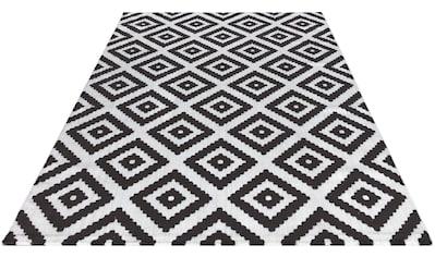 Teppich, »Helsinki«, Festival, rechteckig, Höhe 12 mm, maschinell gewebt kaufen