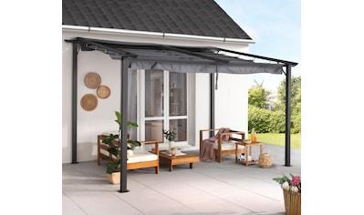 KONIFERA Anbaupavillon »Vivara«, BxT: 300x400 cm kaufen