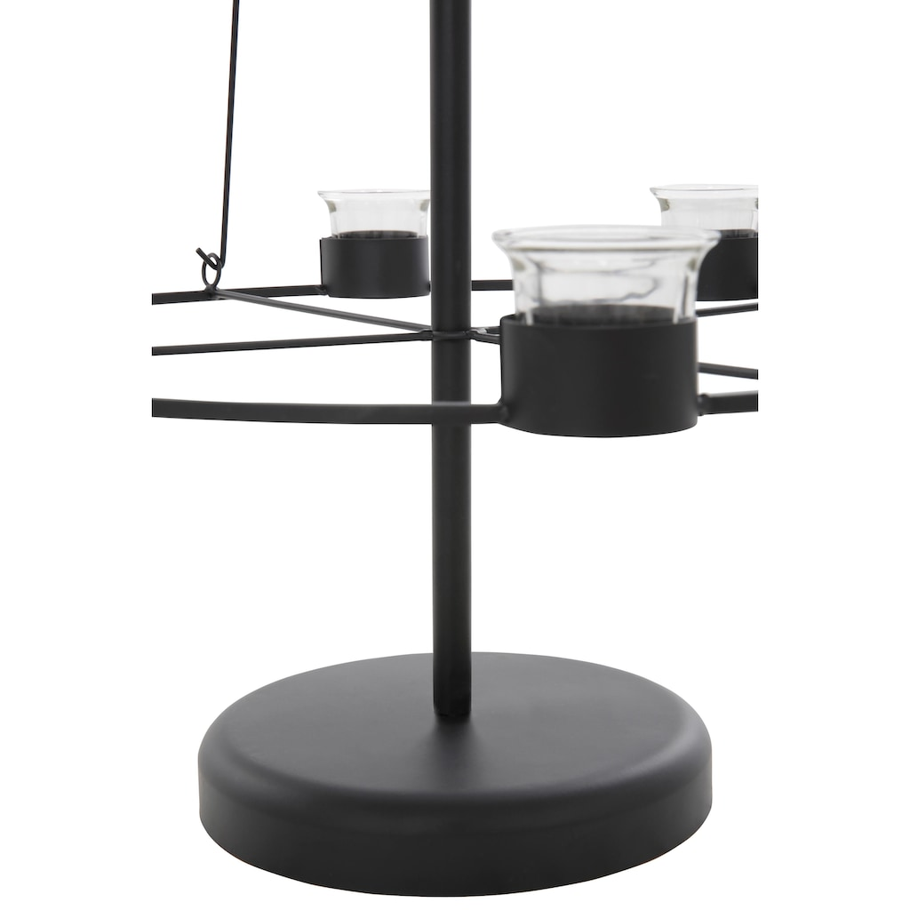 Home affaire Teelichthalter »Christbaum«, Höhe 120 cm