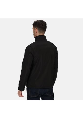 Regatta Softshelljacke »Herren Softshell-Jacke Ablaze, bedruckbar« kaufen