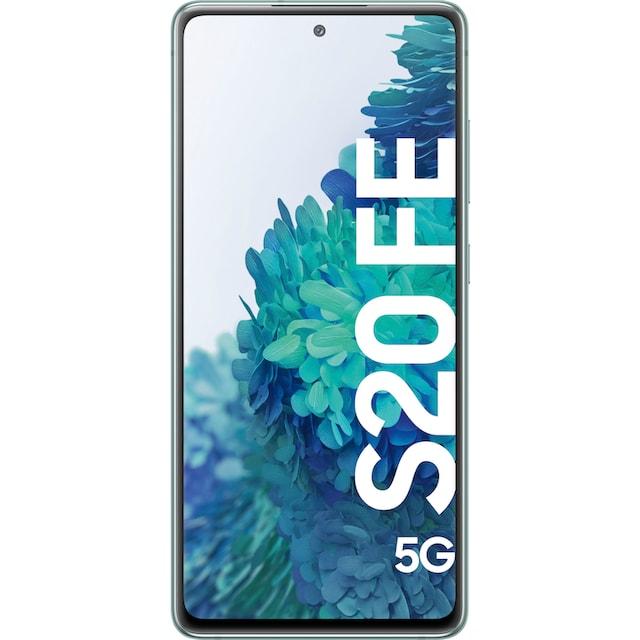 Samsung Galaxy S20 FE 5G Smartphone (16,4 cm / 6,5 Zoll, 128 GB, 12 MP Kamera)