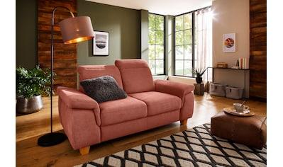 Home affaire 2-Sitzer »Dalia«, mit Federkernpolsterung, wahlweise auch mit... kaufen