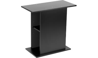 TETRA Aquarien - Unterschrank »StarterLine«, BxTxH: 75x36x72,5 cm, schwarz kaufen