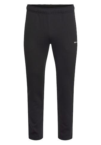 Champion Jogginghose »STRAIGHT HEM PANTS« kaufen