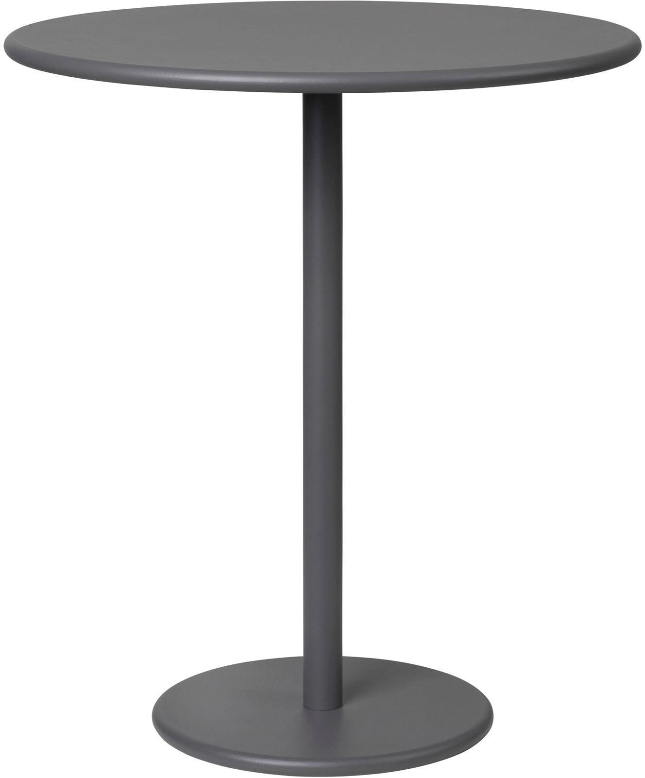 BLOMUS Beistelltisch Garten -STAY- Warm Gray grau Beistelltische Tische