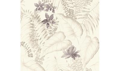A.S. Création Vliestapete »Exotic Life tropisch floral natürlich«, floral kaufen