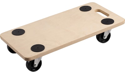 meister Transportroller, bis zu 200 kg Tragkraft, 590 x 290 mm kaufen