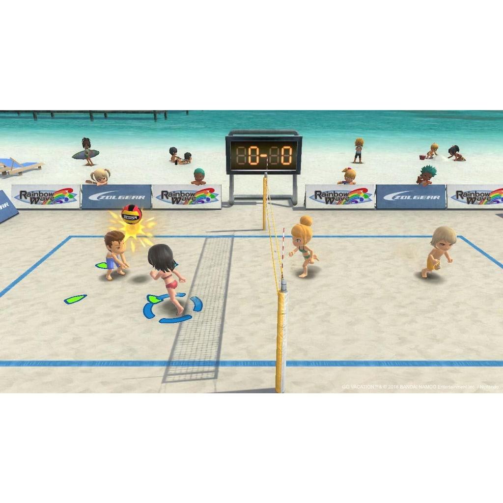 Nintendo Switch Spiel »Go Vacation«, Nintendo Switch