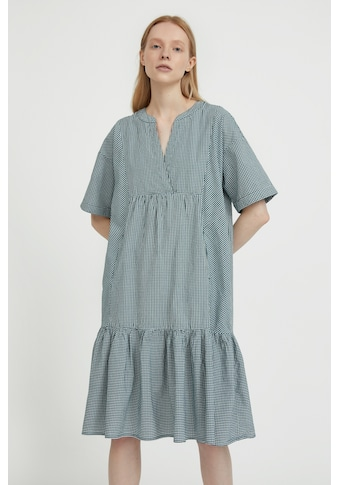 Finn Flare Jerseykleid, mit Volant am Saum kaufen