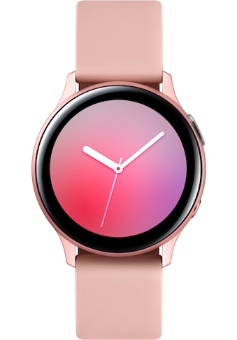 Samsung Galaxy Watch Active2 Aluminium, 40mm, Bluetooth (SM - R830) Smartwatch (3 cm / 1,2 Zoll) kaufen