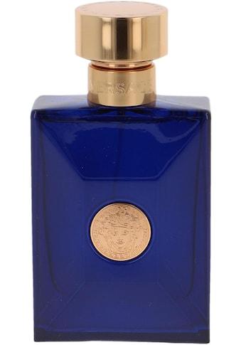 Versace Eau de Toilette »Pour Homme Dylan Blue« kaufen