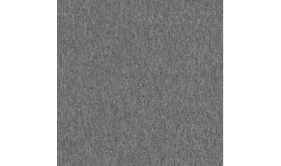 Teppichfliese »Neapel«, quadratisch, 6 mm Höhe, grau, selbstliegend kaufen