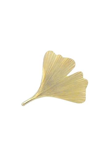 Adelia´s Brosche »375 Gold Brosche Ginkoblatt« kaufen