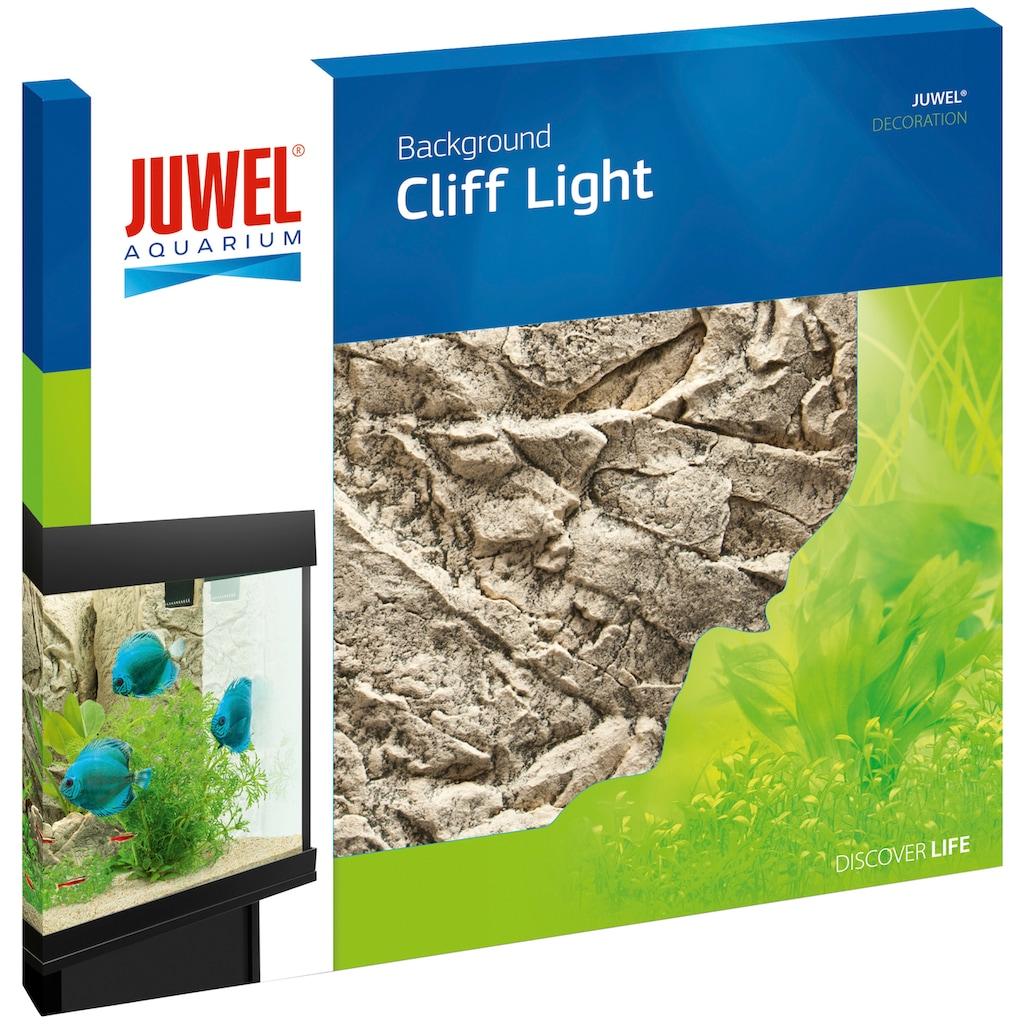 JUWEL AQUARIEN Aquarienrückwand »Cliff Light«, BxH: 55x61,5 cm