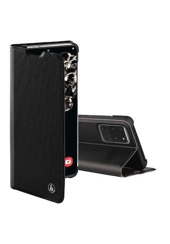 Hama Booklet Hülle Tasche für Samsung Galaxy S20 Ultra, Schwarz kaufen