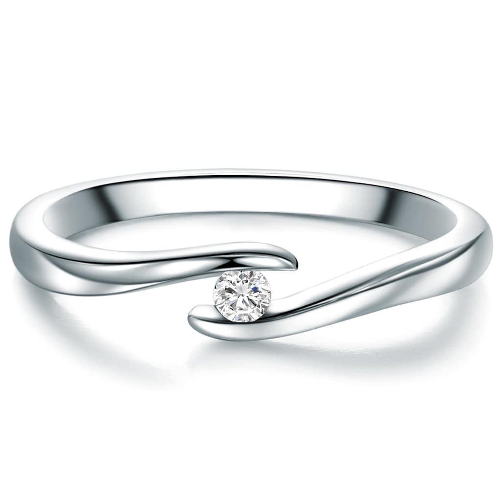 Tresor 1934 Diamantring »X635«, (1 tlg.), mit Diamant