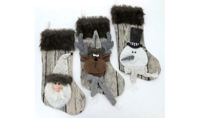 Weckbrodt Dekohänger »Nikolausstiefel« kaufen