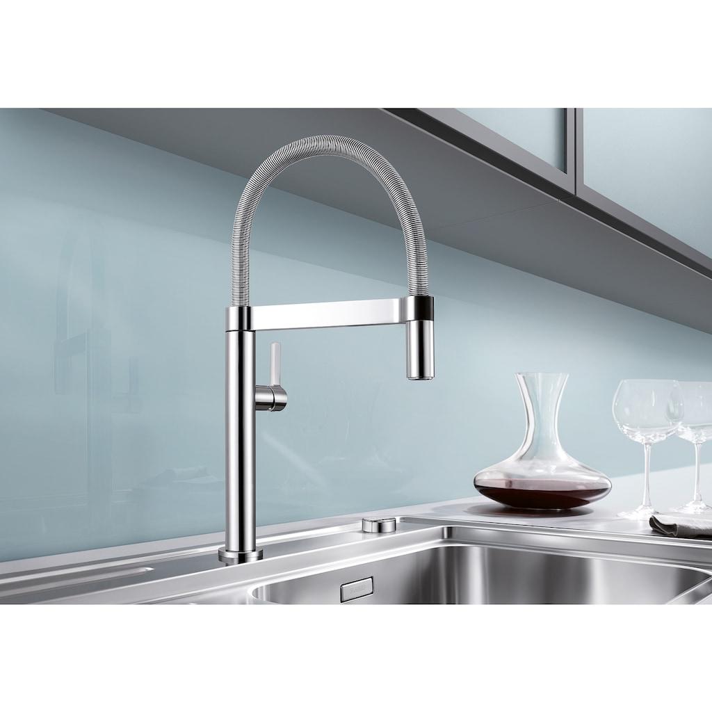 Blanco Küchenarmatur »BLANCOCULINA-S Mini«, Hochdruck, mit ausziehbarem Auslauf