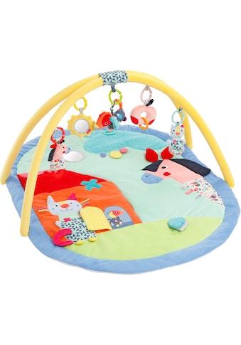 Fehn Baby Gym »COLOR Friends 3-D-Activity-Decke« kaufen