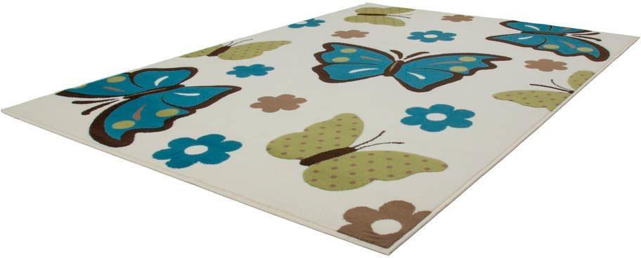 Teppich Sona 2055 Kayoom rechteckig Höhe 10 mm maschinell gewebt