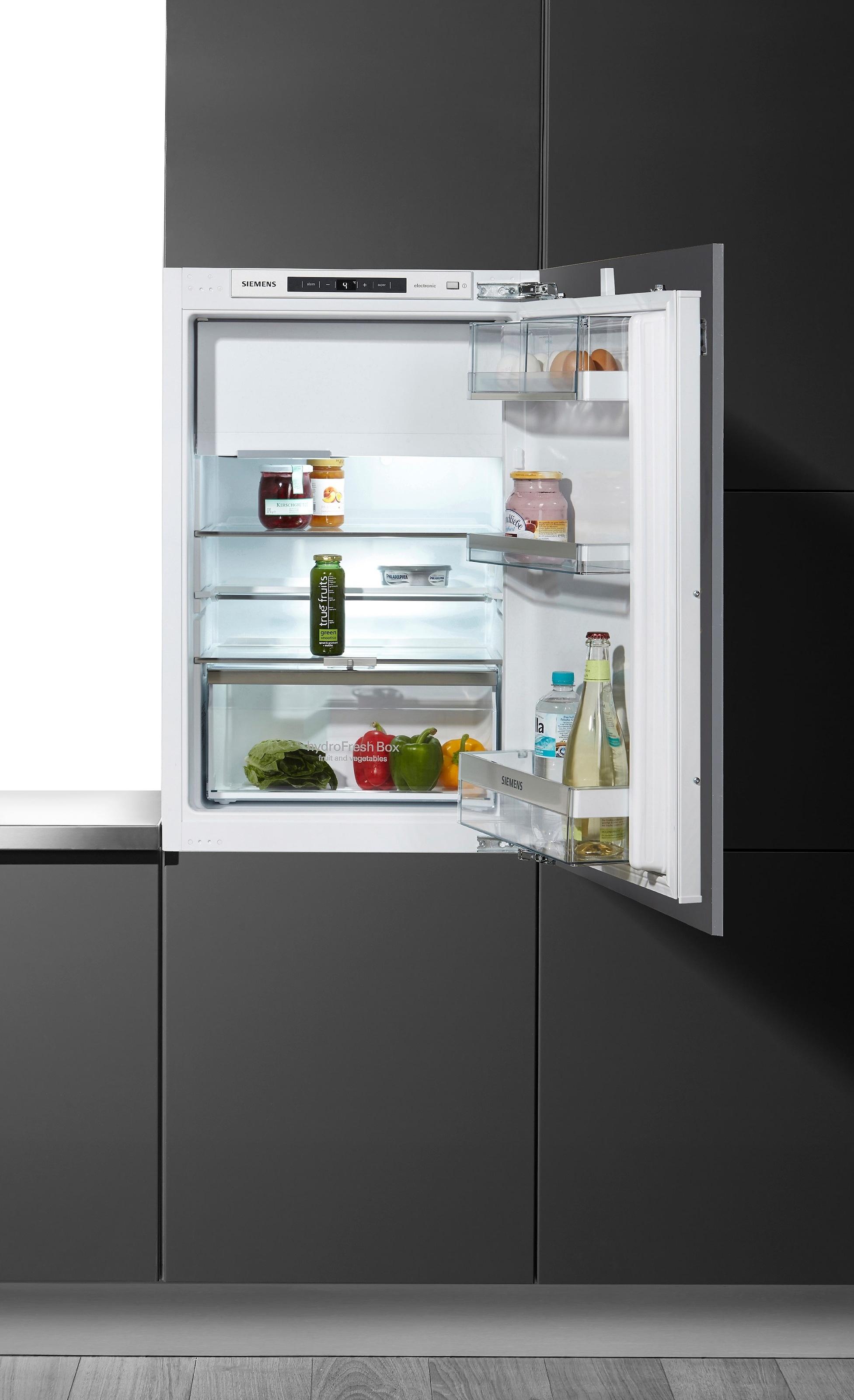 Siemens Kühlschrank Mit Gefrierfach Einbau : Siemens integrierbarer einbau kühlschrank ki lad a cm