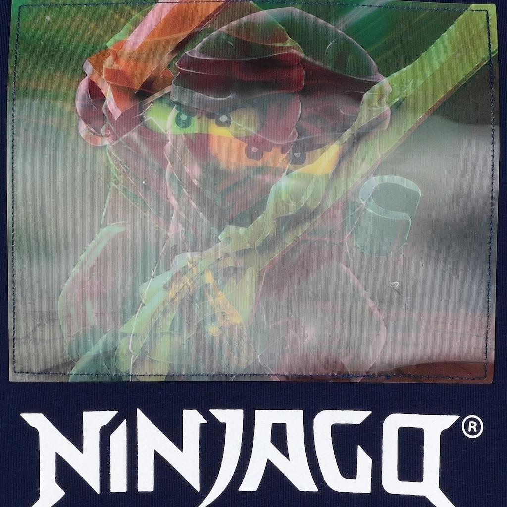 "LEGO® Wear Langarmshirt »M12010030«, "" NINJAGO DRUCK """