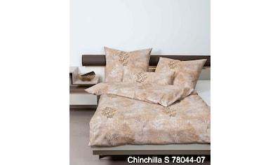 Janine Bettwäsche »Chinchilla S 78044«, mit Reißverschluss kaufen