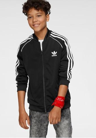 adidas Originals Trainingsjacke »SUPERSTAR TRACKTOP« kaufen