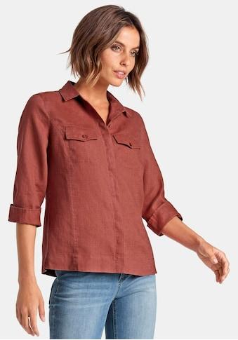 Peter Hahn Hemdbluse »Bluse aus 100% Leinen« kaufen