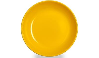 WACA Teller, (Set, 4 St.), ideal für Kinder, Melamin, Ø 19 cm kaufen