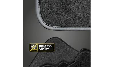 WALSER Passform-Fußmatten »Premium«, (4 St.), für BMW 3er (F30) (03/2011-Heute), 3er... kaufen