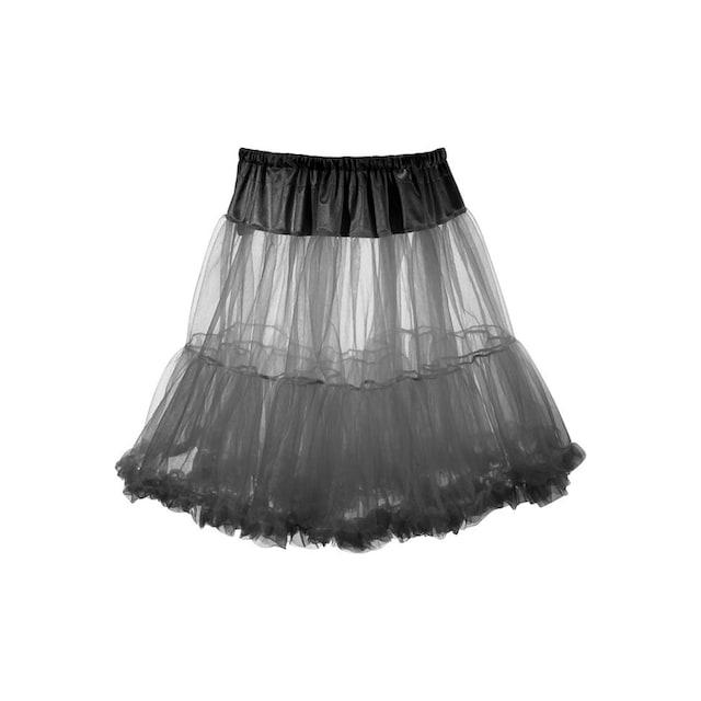 MarJo Trachtenrock, Petticoat mit Rüschen