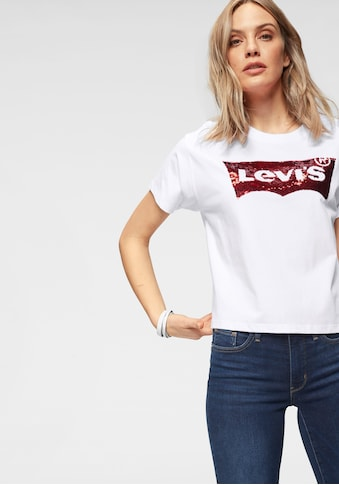 Levi's® T - Shirt »Graphic Varsity Squin« kaufen