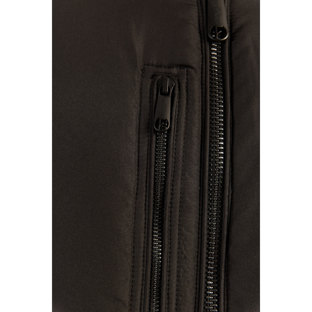 Finn Flare Kurzmantel, mit leichter Wattierung