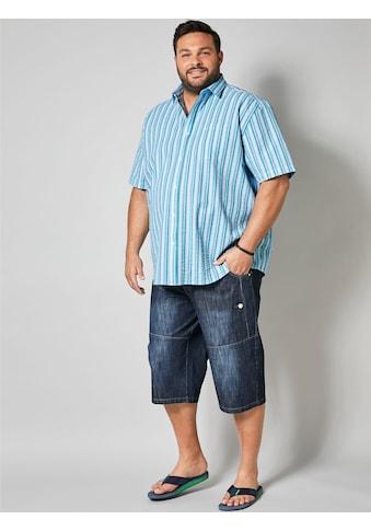 Men Plus by Happy Size Kurzarmhemd Spezialschnitt kaufen