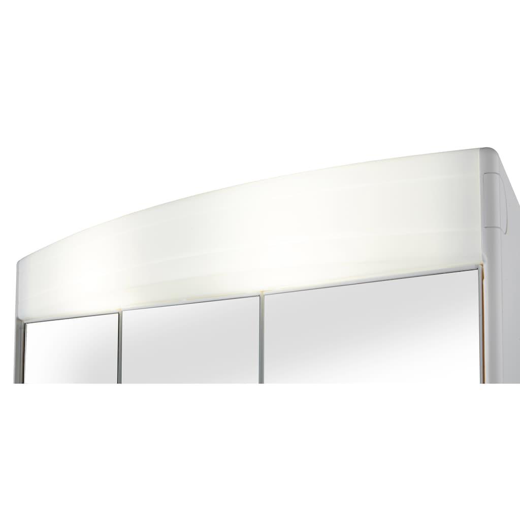 jokey Spiegelschrank »Topas ECO«, weiß, 60 cm Breite