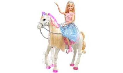 """Mattel® Anziehpuppe """"Barbie Prinzessinnen Abenteuer Tanzendes Pferd"""" kaufen"""