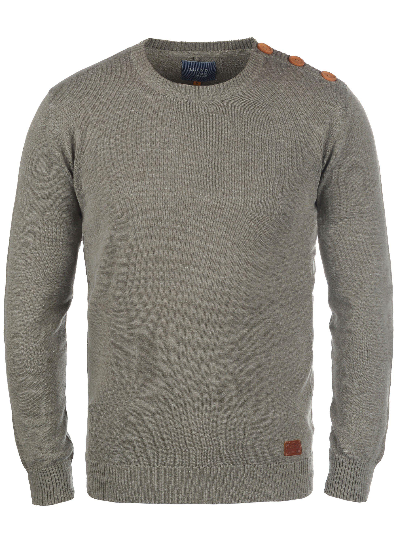 Blend Rundhalspullover Louis | Bekleidung > Pullover | Blend