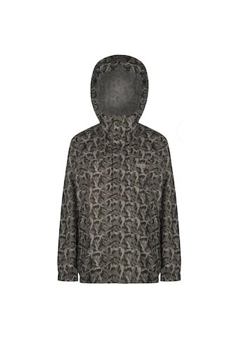 Regatta Outdoorjacke »Great Outdoors Kinder Outdoor Classics Jacke Pack It mit Muster« kaufen