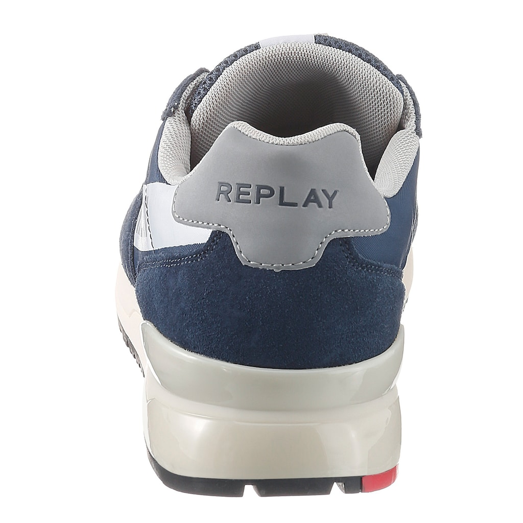Replay Sneaker »Carwash«