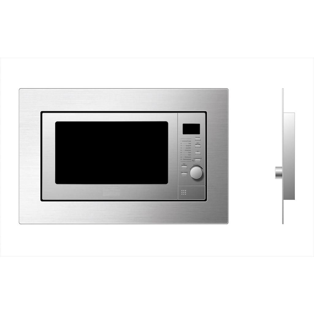 RESPEKTA Küchenzeile »York«, mit E-Geräten, Breite 370 cm