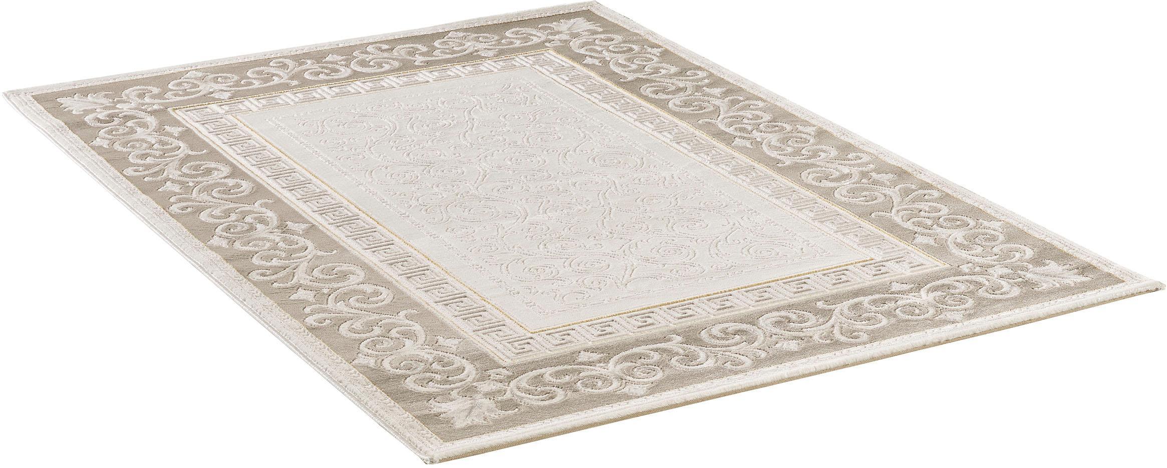 Teppich Harmony 3206 Sanat Teppiche rechteckig Höhe 12 mm maschinell gewebt