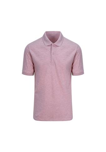 AWDIS Poloshirt »Just Polos Herren Surf Melange Piqu Polo Shirt« kaufen