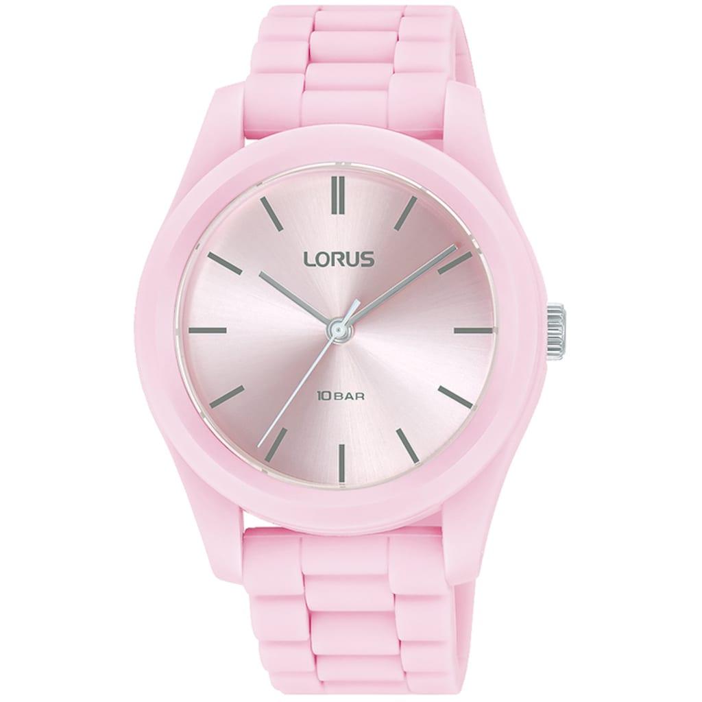 LORUS Quarzuhr »Lorus Fashion Colour, RG257RX9«