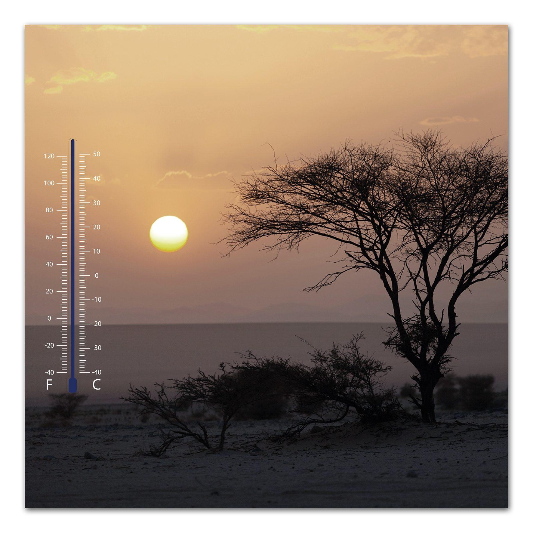 Home affaire Bild »Meer bei Sonnenuntergang«
