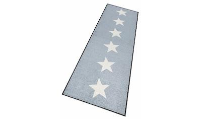 wash+dry by Kleen-Tex Läufer »Stars«, rechteckig, 7 mm Höhe, Schmutzfangläufer, In- und Outdoor geeignet, waschbar kaufen