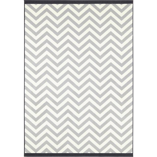 Teppich, »Meridian«, HANSE Home, rechteckig, Höhe 9 mm, maschinell gewebt